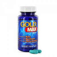 Gold Max Daily Blue For Men 60 Capsules