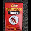 Липкая ловушка для тараканов 6 шт. в упаковке