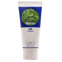 Пена для умывания Зеленый чай Holika Holika Daily Fresh Green tea Cleansing Foam, 150 мл