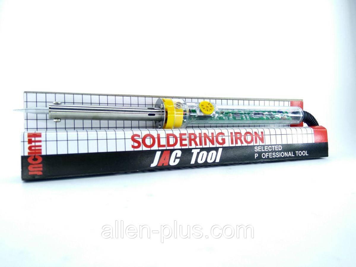 Паяльник JAC Tool, 60W, термостат