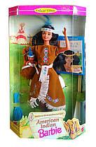 Коллекционная кукла Барби Индианка Barbie American Indian American Stories Collection 1995 Mattel 14715