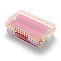 Водонепроницаемый контейнер Soshine для аккумуляторов 2x18650 (4x16340/CR123), фото 1