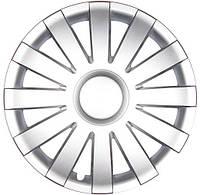 Колпаки колес AGAT Silver Радиус R15 (4шт) Olszewski
