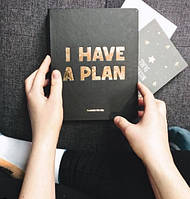 Планер I have a plan Black