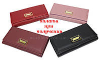 Женский кожаный кошелек клатч сумка гаманець шкіряний YOUNG новинка, фото 1