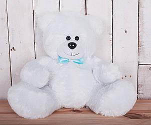 Плюшевый мишка Рональд белый 35 см