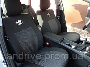 Авточехлы Toyota RAV Hybrid EUR с 2019
