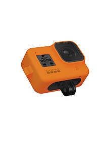 Чeхол Sleeve&Lanyard Orange для HERO8 Black (AJSST-004)