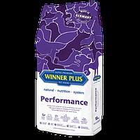 Сухой корм для активных собак Winner Plus Super Premium Performance 17018 18 кг hubPJiy72492, КОД: 969814