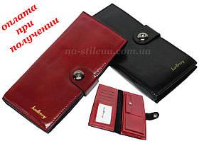 Жіночий шкіряний гаманець клатч сумка гаманець шкіряний Baellerry новий
