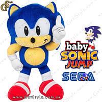 "Іграшка Дитинча Соник - ""Baby Sonic"" - 20 см, фото 1"