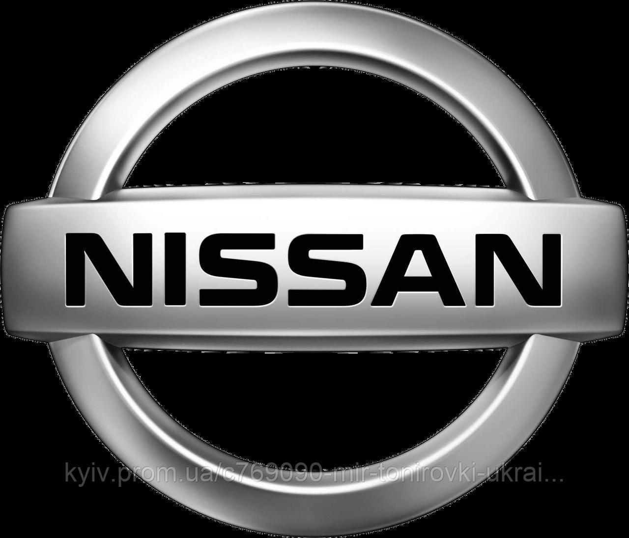 Защитные комплекты антигравийной пленки для автомобилей NISSAN (НИССАН)