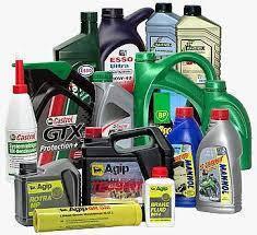 Масла, жидкости, смазки для автомобилей