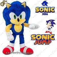"""Игрушка Соник - """"Sega Sonic"""" - 28 см, фото 1"""