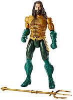 Коллекционная кукла Аквамен интерактивный Aquaman, фото 1