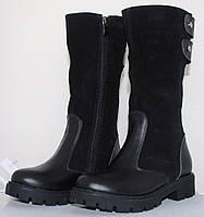 Детские зимние высокие сапоги от производителя модель О-О28зам
