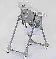 Стульчик для кормления toti серый, фото 2