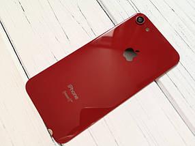 Задняя крышка для Iphone 8 красный