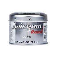 Hairgum Road Coco Помада для стайлинга с ароматом кокоса, 100 г