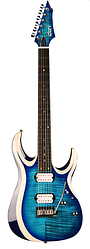 Электрогитара CORT X700 Duality (Light Blue Burst)