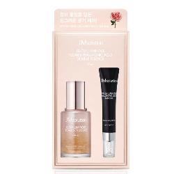 Набор увлажняющих сывороток JMSOLUTION Glow Luminous Flower Hyaluronic Acid Double essence Rose