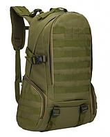 Рюкзак тактический B07 35 л, олива