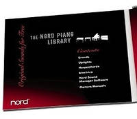 Nord DVD Nord Piano Library