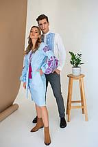 Вишиванки для пари сукня і сорочка, фото 3