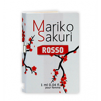 Духи с феромонами женские Mariko Sakuri ROSSO 1 мл
