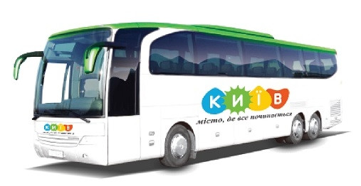 Модель Технопарк Автобус Экскурсионный Киев