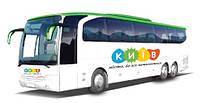 Модель Технопарк Автобус Экскурсионный Киев, фото 1