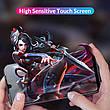 Защитное стекло TOPK для смартфона Xiaomi Redmi Note 7 / Note 7 Pro (Full cover) Black, фото 2