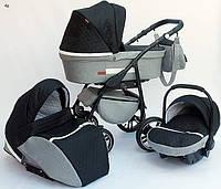 Детская универсальная коляска 2 в 1 Bexa Natigo Frido 04