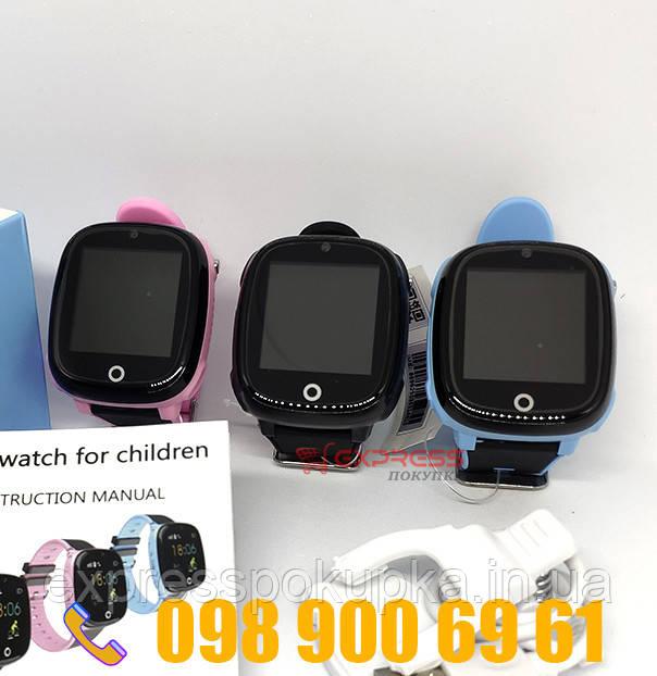 Новинка HW11! Водонепроникні Розумні Дитячі Годинник Smart Baby Watch з GPS трекером
