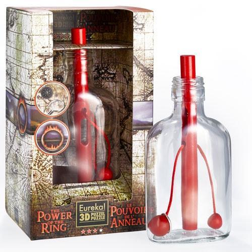 Eureka Головоломка Кольцо в Бутылке