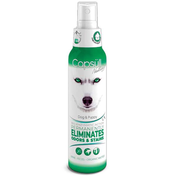 Биоэнзимное средство для удаления пятен и запаха собак Capsull Neutralizor Dog&Puppy 125 мл