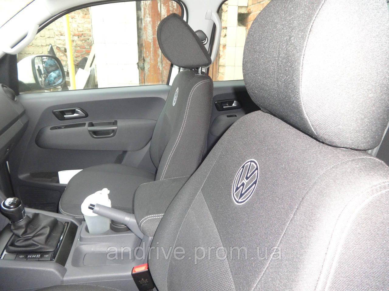Авточехлы Volkswagen Amarok с 2010 г