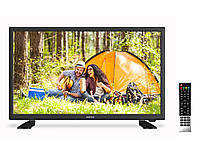 """Телевизор Sony TV Full HD 22"""" T2 тюнер+ USB + SD + HDMI (12v и 220v)"""