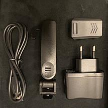 Видеорегистратор нагрудный(самый большой аккумулятор)PatrolEyesUltraSC-DV7, фото 2
