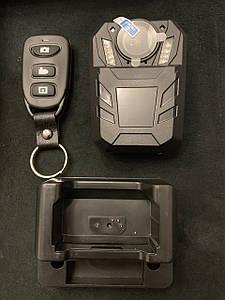 Видеорегистратор нагрудный(самый большой аккумулятор)PatrolEyesUltraSC-DV7 СЕРТИФИКАТ