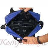 Комплект чемодан и сумка Bonro Best средний вишневый (10080600), фото 7