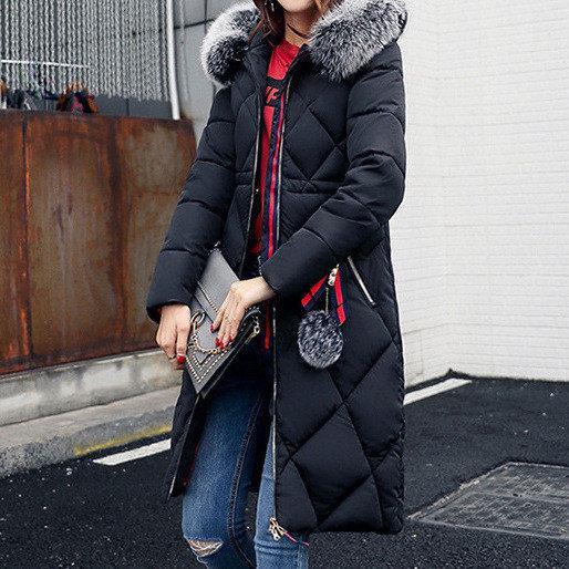 Женская куртка, размер 46 (XXL) FS-7856-10