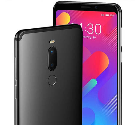 "Смартфон Meizu M8 Black 4/64GB 5.7"" 12+5Мп Global Version НОВИНКА!!! ОРИГИНАЛ, фото 2"