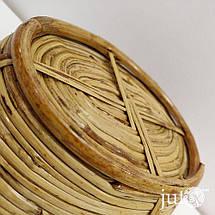 Лоток овальный бамбуковый, фото 3