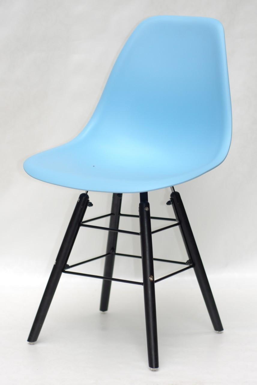Стілець Nik Q BK Eames, блакитний