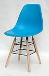 Стул Nik Q Eames, голубой 51, фото 2