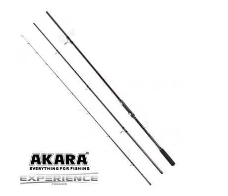 Фидер  Фидерное  Удилище Фідерне вудилище Akara Experience Feeder TX-20 3.9 до 150гр