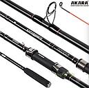 Фидер  Фидерное  Удилище Фідерне вудилище Akara Experience Feeder TX-20 3.9 до 150гр, фото 2