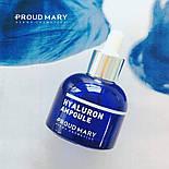 Увлажняющая ампульная сыворотка с гиалуроновой кислотой Proud Mary Hyaluron Ampoule, 50 мл, фото 2