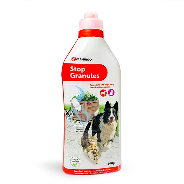 Отпугивающие гранулы от запрещенных зон для собак Flamingo Stop Granules 600 г